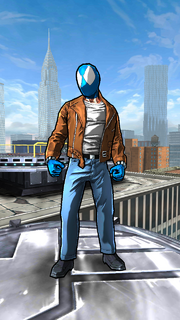 Peter Parker (Earth-TRN549) from Spider-Man Unlimited (video game)