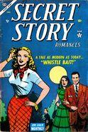 Secret Story Romances Vol 1 2