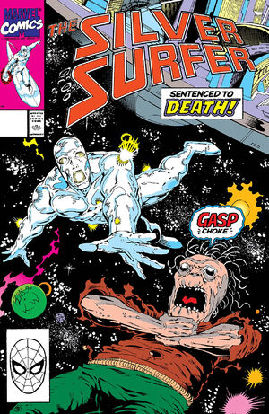 Silver Surfer Vol 3 43