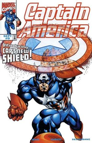 Captain America Vol 3 9