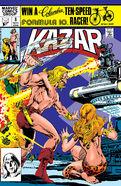 Ka-Zar the Savage Vol 1 8