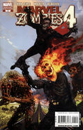 Marvel Zombies 4 Vol 1 1 Variant