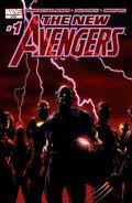 New Avengers Vol 1 1