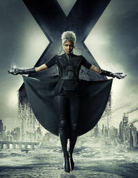 Ororo Munroe (Earth-10005) from X-Men Days of Future Past 001