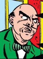 Paul Smythe (Earth-616) from All Winners Comics Vol 1 2 0001
