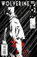 Wolverine Noir Vol 1 1 Calero Variant