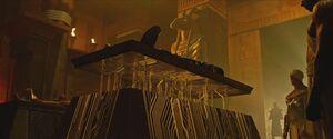 Apocalypse's Pyramid from X-Men- Apocalypse 002