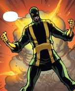 Cole (Earth-TRN567) from Amazing Spider-Man & Silk- The Spider(fly) Effect Infinite Comic Vol 1 7 001