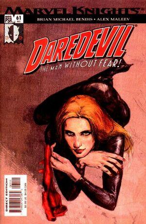 Daredevil Vol 2 61