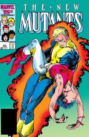 New Mutants Vol 1 42