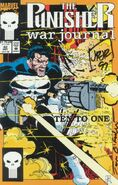 Punisher War Journal Vol 1 42