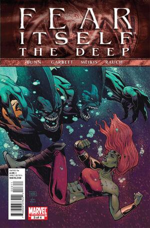 Fear Itself The Deep Vol 1 3