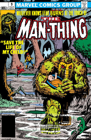 Man-Thing Vol 2 9