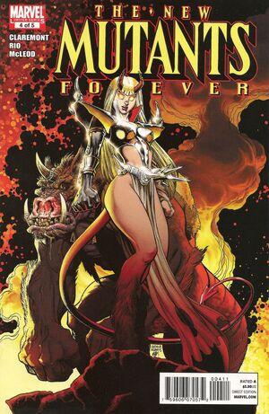 New Mutants Forever Vol 1 4