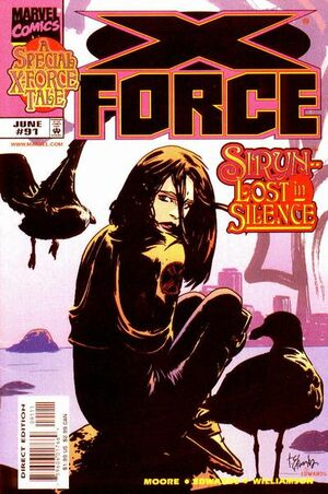 X-Force Vol 1 91