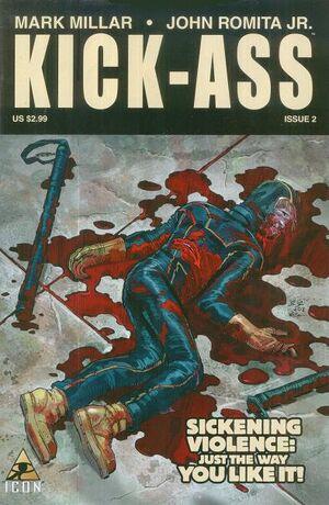 Kick-Ass Vol 1 2