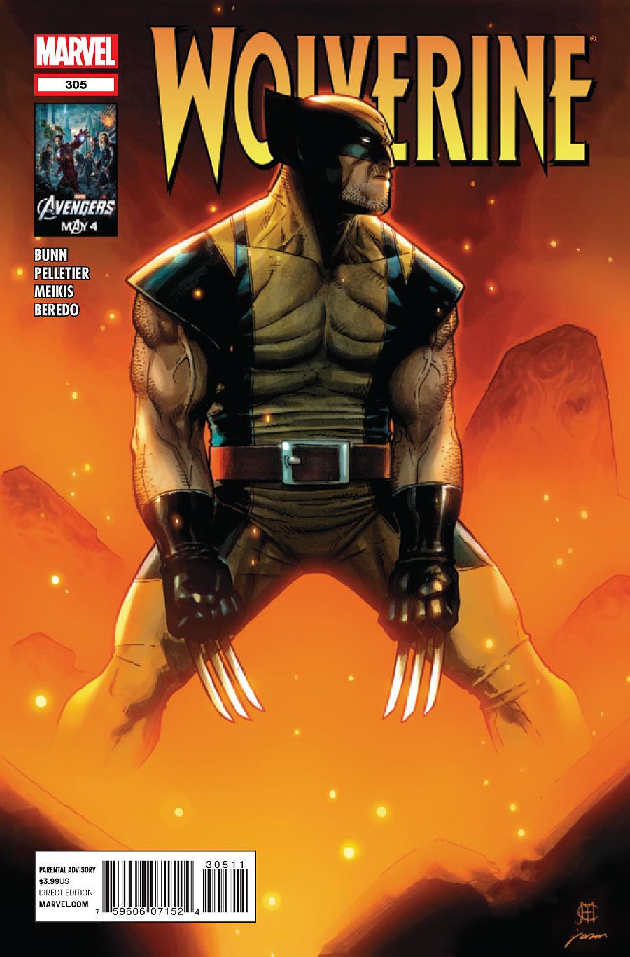 Wolverine Vol 2 305 | Marvel Database | Fandom powered by ...