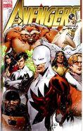 Avengers Vol 4 4 Alpha Flight Variant