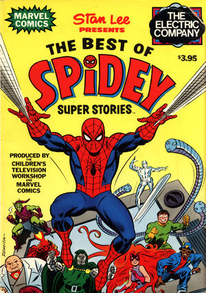 Best of Spidey Super Stories Vol 1 1