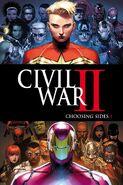Civil War II Choosing Sides Vol 1 1 Textless