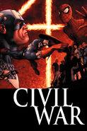 Civil War Vol 1 1 Textless