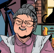 Doris Bray (Earth-616) from Spider-Woman Vol 6 10 001