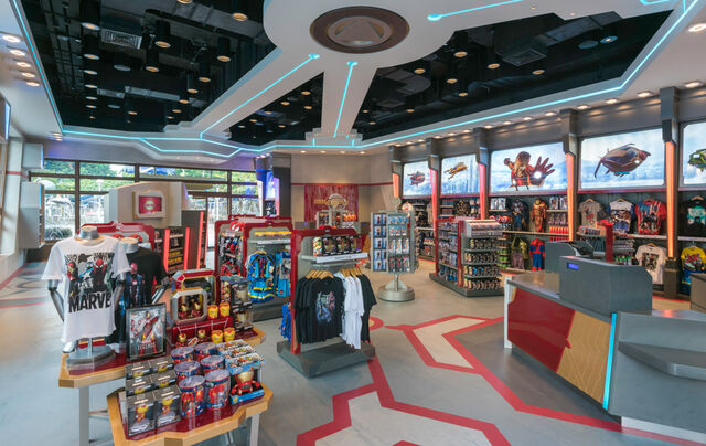 File:Iron Man Experience Shop 001.jpg