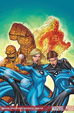 File:Marvel Adventures Fantastic Four Vol 1 48 Textless.jpg