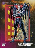 Nathainel Essex (Earth-616) from Marvel Universe Cards Series III 0001