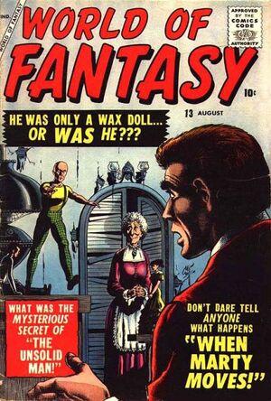 World of Fantasy Vol 1 13