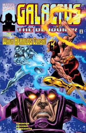 Galactus the Devourer Vol 1 2