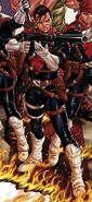Joseph Hauer (Earth-616) from Revolutionary War - Supersoldiers Vol 1 1 cover