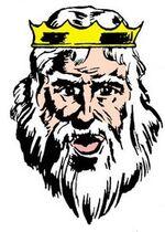 King Amir (Earth-616) from Captain America Comics Vol 1 2 0001