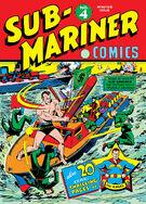 Sub-Mariner Comics Vol 1 4