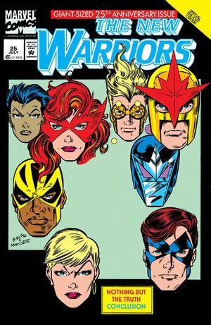 New Warriors Vol 1 25