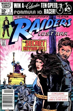 Raiders of the Lost Ark Vol 1 3