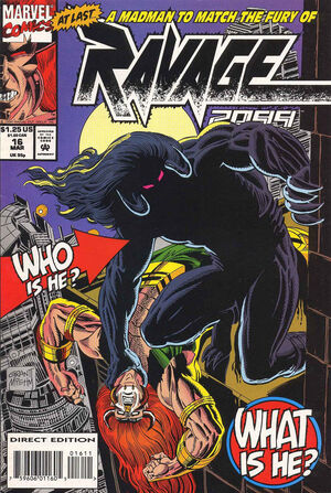 Ravage 2099 Vol 1 16