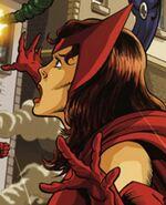Wanda Maximoff (Earth-9411) Spectacular Spider-Man (UK) Vol 1 132
