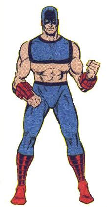 Darren Bentley (Earth-616) from Official Handbook of the Marvel Universe Vol 2 20 0002