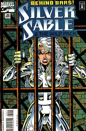 Silver Sable and the Wild Pack Vol 1 30