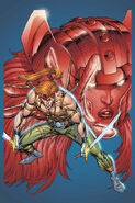 X-Force Shatterstar Vol 1 2 Textless