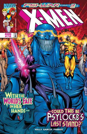 X-Men Vol 2 78
