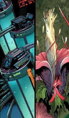 Amphogen and Antigen Tree from Fantastic Four Vol 1 577 0001