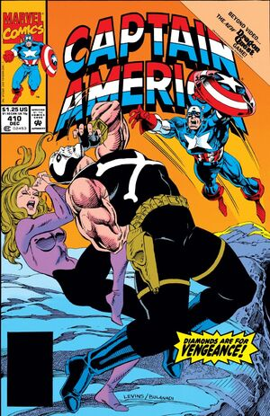 Captain America Vol 1 410