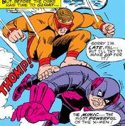 Calvin Rankin (Earth-616) from X-Men Vol 1 28 0002