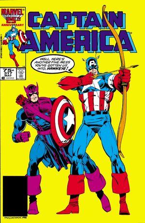 Captain America Vol 1 317