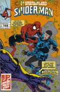 Spectaculaire Spiderman 148