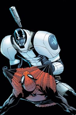 Superior Spider-Man Vol 1 8 Textless
