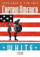 Captain America White Vol 1 5 Solicit