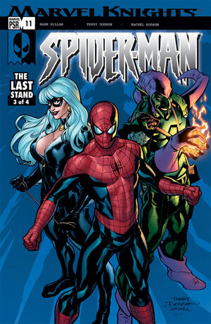 Marvel Knights Spider-Man Vol 1 11